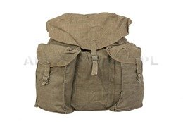 Italian Military Backpack 80 Liters Oliv Used II Quality