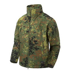 Jacket Helikon-tex Gunfighter Shark Skin Windblocker Flecktarn