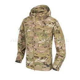 Jacket Trooper Softshell Helikon-Tex Camogrom New