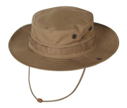 Jungle Hat Texar MC Camo Ripstop Coyote Brown New