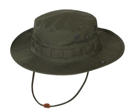 Jungle Hat Texar Ripstop Olive New