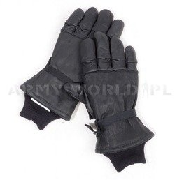 Leather Warmed Gloves US Army Intermediate Cold/ Wet Original Used - II Quality