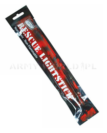 Lightstick RESCUE 15x240 mm Mil-tec Red New