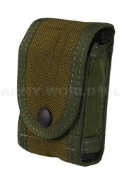 Mag Pouch Bianchi M1025 Olive Genuine Military Surplus Used