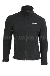 Men's Fleece Jacket Berghaus Prism Micro Fleece Bloack New