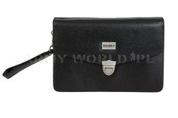 Men's Pouch Solidex Black New