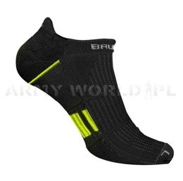 Men's Socks Biking Dynamic M2 Brubeck Black