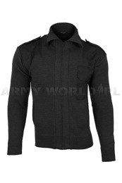 Men's cardigan Black Mil-tec New