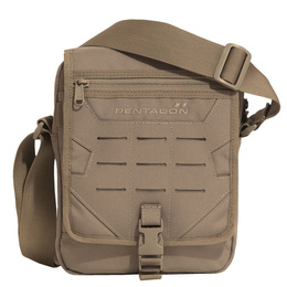 Messenger Bag Pentagon Coyote New