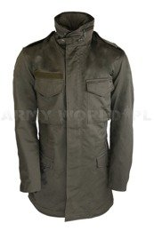 Military Austrian Jacket Oliv Original New