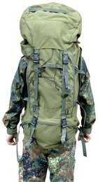 Military Backpack Bundeswehr Special Forces KSK BERGHAUS 110L ATLAS Original Demobil
