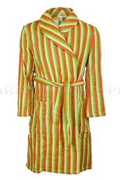 Military Bathrobe Polish Army Green Original New