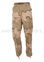 Military Cargo Pants Ranger Type BDU 3-Color New