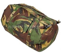 Military Dutch Bag With Zipper Rubberised Original Demobil