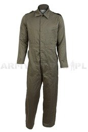 Military Dutch Cotton Suit Oliv Original NEW Paintball ASG - Set of 10 Pieces