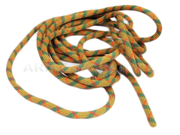 Military Dutch Rope 11 mm / 8 meters Yellow Demobil