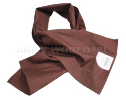 Military Dutch Scarf Brown Original New