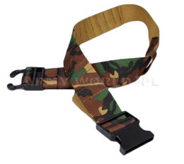 Military Dutch tactical Belt LC 2 Type DPM Original Demobil