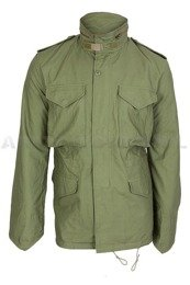 Military Field JAcket Model M65 Oliv Nyco Mil-Tec TESSAR.INC