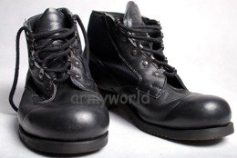 Military Gala Shoes High Original Demobil