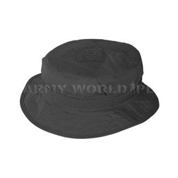 Military Hat  Model CPU - Cotton Ripstop - Helikon-Tex Black New
