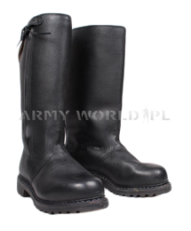 Military Jackboots Warmed With Fur With Zippers Original Like New ones