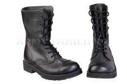 Military Leather Danish Shoes Original New