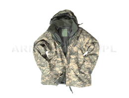 Military Rainproof Jacket With Liner UCP New