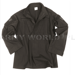Military Shirt Model ACU Black Tessar New