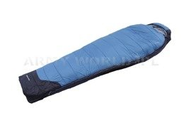 Military Sleeping Bag Mummy CANUTE -3°C Nordisk Blue Original Used