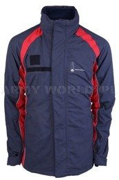 Military Sport Jacket Li-ning Microft Dutch Army Water Repellent Navy Blue New