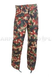 Military Swiss Trousers Original Demobil - Set Of 10 Pieces