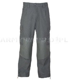Military Technical Trousers Bundeswehr Flame Resistant TEA Grey Original Used