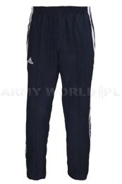 Military Training Sweatpants Adidas Black Oryginal New