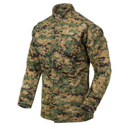 Military USMC shirt Helikon-tex Marpat Digital Woodland New