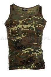 Military Undershirt Flecktarn Bundeswehr Mil-tec New