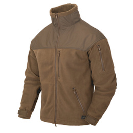 Military fleece jacket CLASSIC Helikon-Tex Coyote New