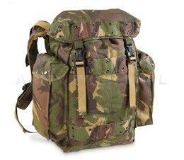 Militay Dutch Backpack 35 liters DPM Original Demobil