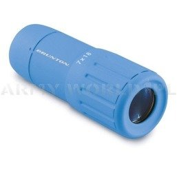 Monocular Echo 7x18 Pocket Scope Brunton Blue New