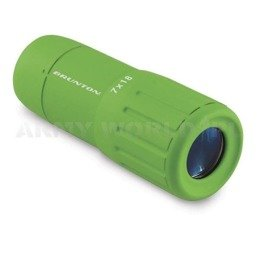 Monocular Echo 7x18 Pocket Scope Brunton Green New