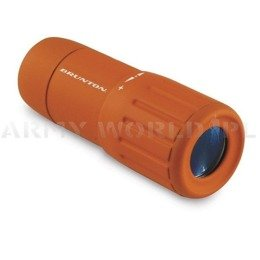 Monocular Echo 7x18 Pocket Scope Brunton Orange New
