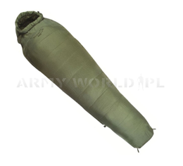 Mummy Sleeping Bag Highlander Pro Force Phantom 400 Olive Original Used