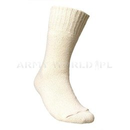 Norwegian Army Socks White Winter Helikon