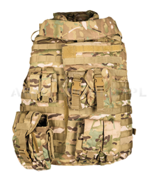 OTV Outer Tactical Vest Mil-tec Multitarn New Ex-Display
