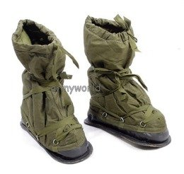 Overlays For Shoes Military Warmed Dutch Original New