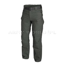 Pants Helikon-Tex UTP Urban Tactical Pant Canvas Jungle Green