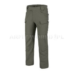 Pants Helikon-tex OTP Outdoor Tactical Line VersaStretch® Taiga Green New