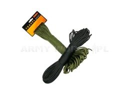 Paracord 31 Meter Bushmen Black New
