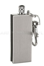 Permanent Match Lighter Dolphin Bushmen + Case New