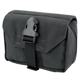 Personal First Aid Kit First Response Pouch Condor Black New